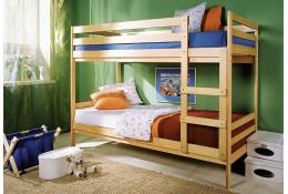 Кровать детская  двухъярусная массив (трансформер)
