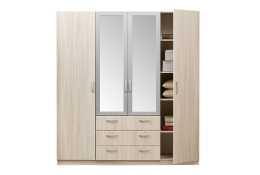 Шкаф Эконом 4-х дверный