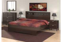 Кровать Соната (Интеди)