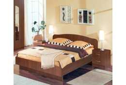 Кровать Светлана (орех экко)