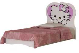 Кровать детская Китти Киса