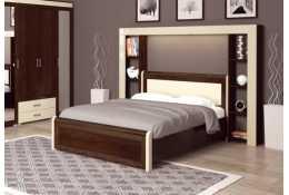 Кровать двуспальная Йорк 140*200