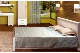 Кровать двуспальная Йорк 160*200