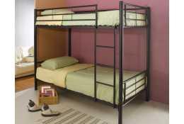 Металлическая двухъярусная кровать Севилья