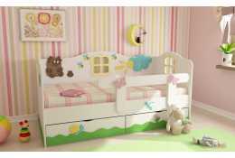 Кровать детская Винни-Пух