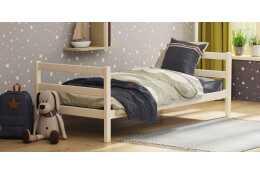 Кровать из массива вариант №1 Омега-14