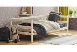 Кровать из массива вариант №2 Омега-14