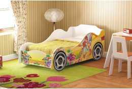 Кровать машина фея Омега-12