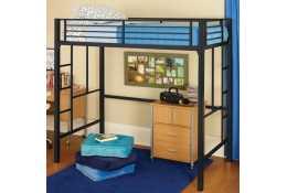 Металлическая кровать чердак Олимп-5