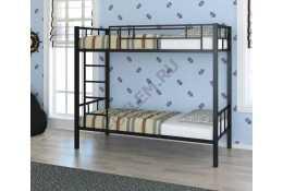 Металлическая двухъярусная кровать Венеция 90*190