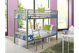 Металлическая кровать 2-х ярусная Неаполь