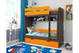 Двухъярусная кровать Юниор-5