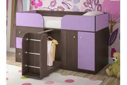 Кровать чердак Малыш-4
