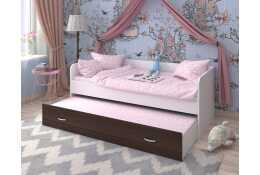 Кровать 2-х ярусная выкатная