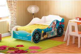 Кровать машина Ариэль Омега-12
