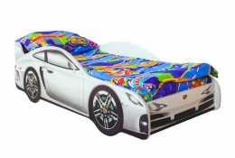 Детская кровать-машина Порше