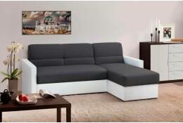 Угловой диван Виктория 2-1 боковина с кантом