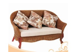 Диван с подушками Банжар
