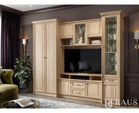 Модульная мебель Янна (дуб, венге)
