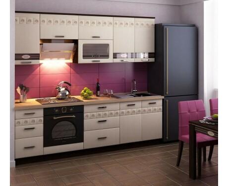 Кухня Аврора-10 модульная