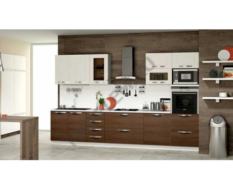Модульная мебель для кухни Капучино