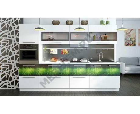 Модульная мебель для кухни Фэнтези (Грасс)