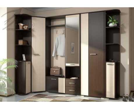 Модульная мебель для прихожей Домино