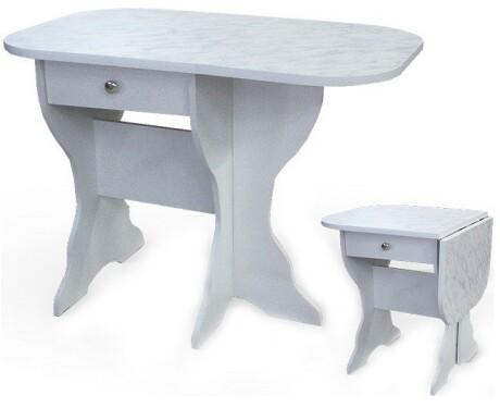 Стол обеденный СКР-1 с ящиком