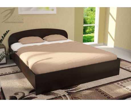 Кровать (ЛДСП) с латами