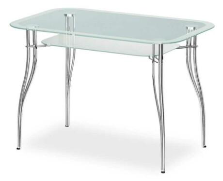 Стеклянный стол Феникс мини