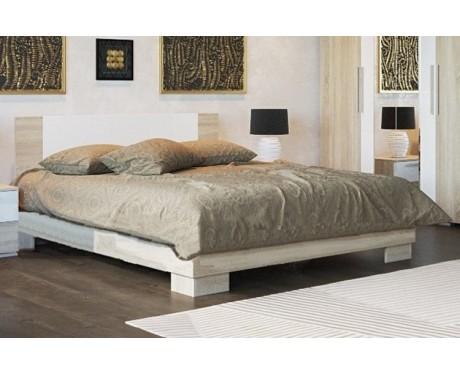 Кровать двуспальная Лагуна 2