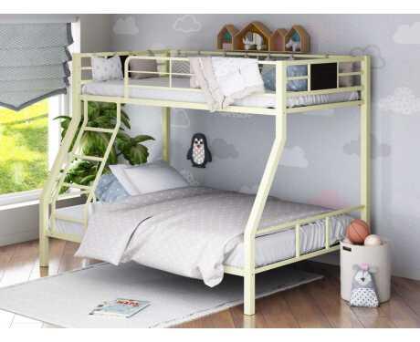 Металлическая двухъярусная кровать Гранада-1