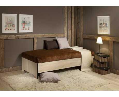 Кровать односпальная Эко