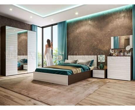 Модульная мебель для спальни Афина