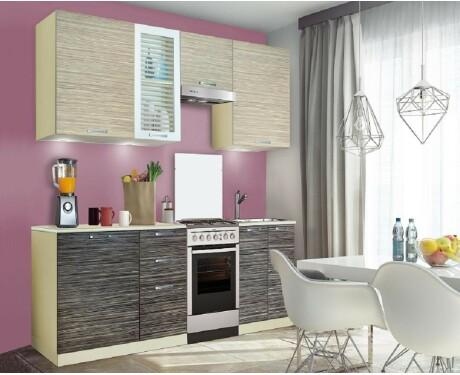Модульная кухня Шанталь 1