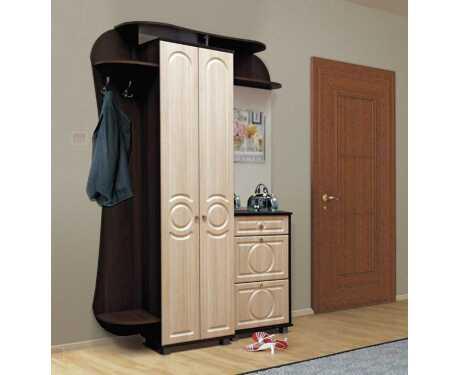 Мебель для прихожей Саша-8 (МДФ)