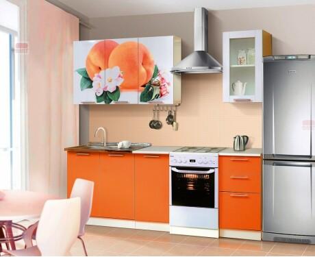 Кухня Диана - 8 (1600 мм)
