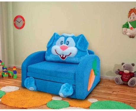 Детский диванчик Кролик