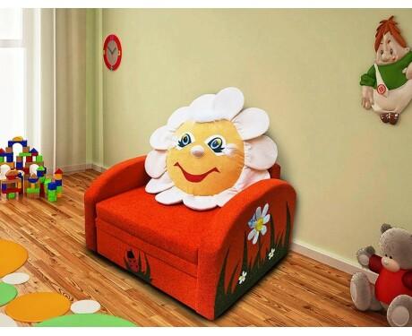 Детский диванчик Ромашка