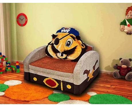Детский диванчик Пират
