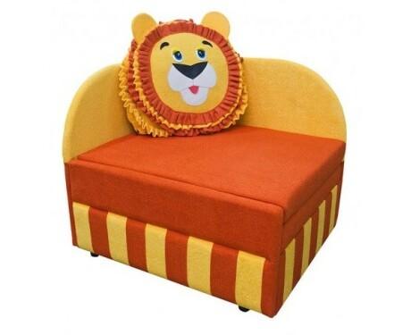 Детский диванчик Лев