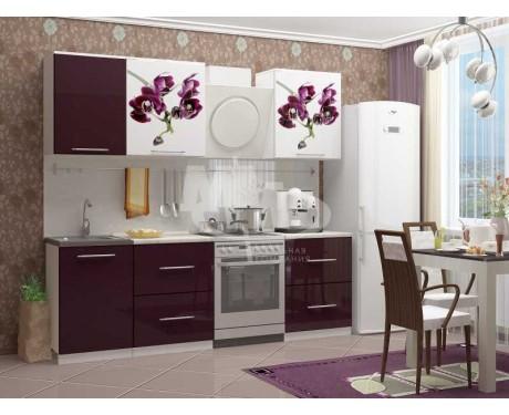 Кухня Орхидея-1 1700 фотопечать