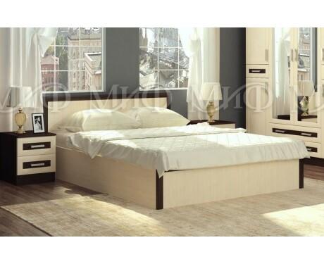 Кровать двуспальная Грация