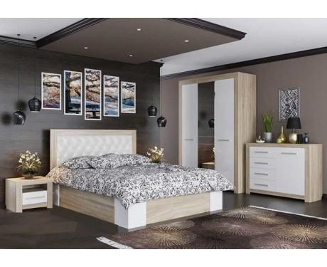 Модульная спальня Лагуна 6
