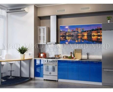 Кухня Гаага 2000 мм фотопечать
