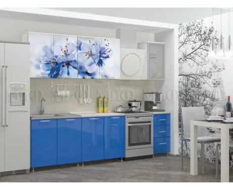 Кухня Лара 2000 мм фотопечать