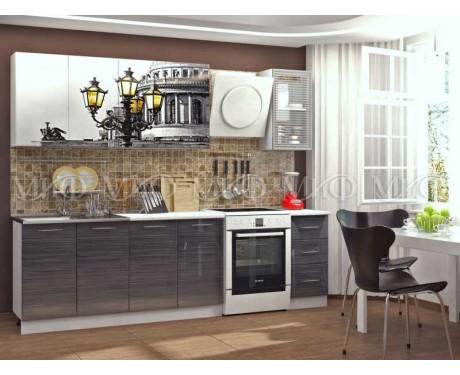 Кухня Санкт-Петербург 2000 мм фотопечать