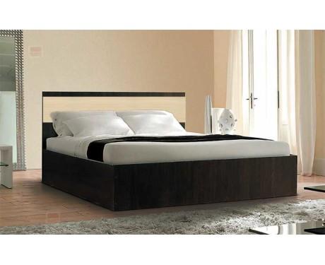 Кровать-9 с декоративной накладкой