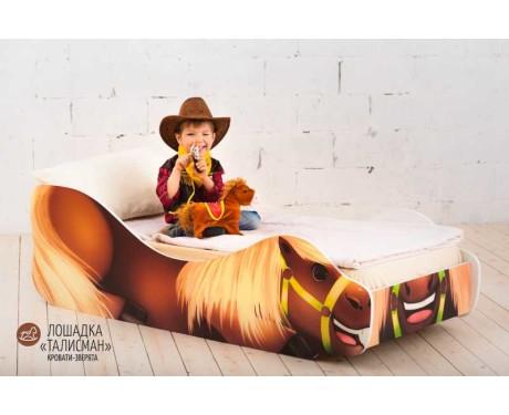 Детская кровать Лошадка - Талисман