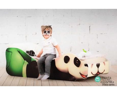 Детская кровать Панда - Добряк